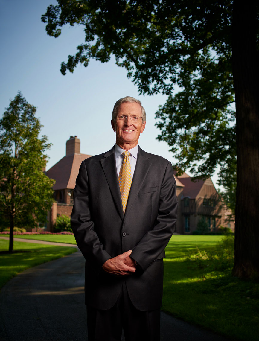 Greg Page, Cargill Executive Chairman portrait